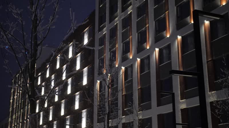 «Первый квартал» – Дом 1 – Фасад №2