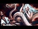 Японская мифология Нурэ - онна - женщина змея