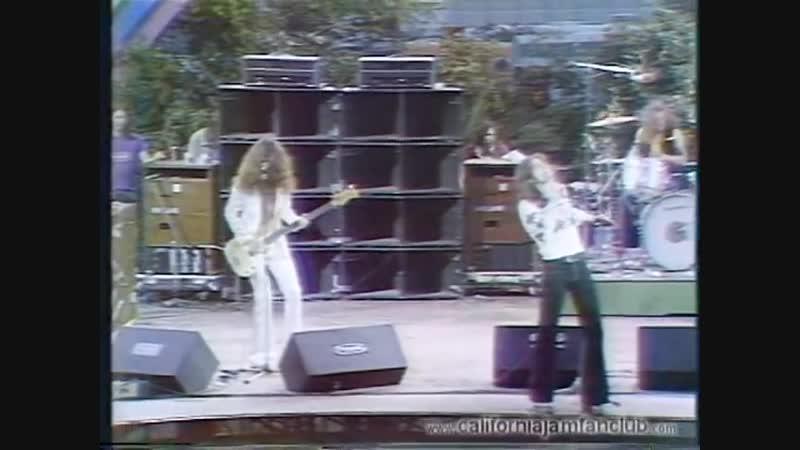 Deep Purple - Burn _ 1974 California Jam