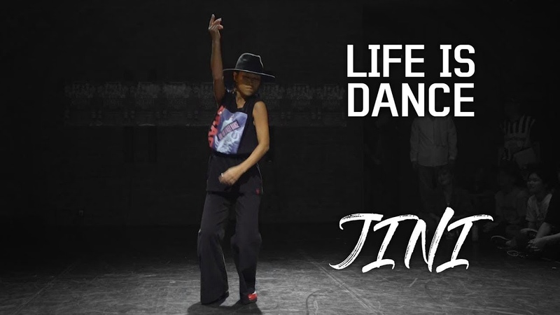 2018 LIFE IS DANCE vol.4 -인생은 댄스- l Judge Showcase l Jini from. Mellow Deep