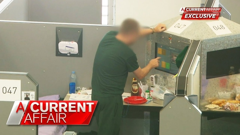 Exclusive look inside the jail of the future   A Current Affair Australia 2018