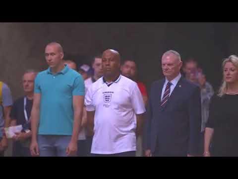 ЧМ-2018. Английские болельщики почтили память советских солдат в Волгограде