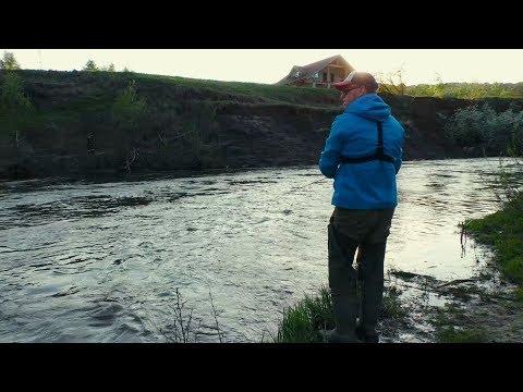 Рыбалка на спиннинг пошла не по плану! Малая река- это далеко не всегда малая рыба!