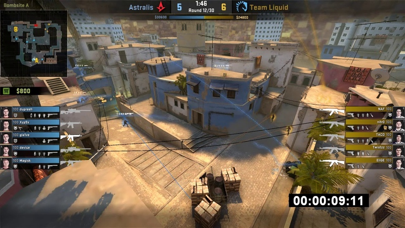 Could This Smoke From Astralis Change the Meta on Mirage? - CSGO Breakdowns