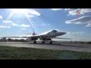 Стратегические ракетоносцы Ту-160 совершили перелет с места постоянной дислокации в аэропорт Анадыря в рамках учений. Всего в маневрах задействовано десять самолетов Ту-160, Ту-95МС, Ил-78