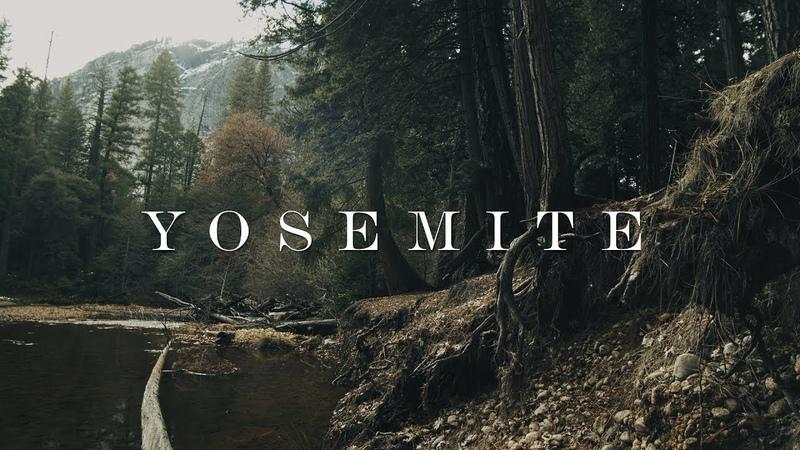 Yosemite- Cinematic Blackmagic Pocket Cinema Camera 4k Travel Video