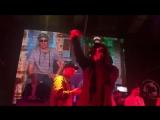 Руставели на концерте Bad Balance, 19.05.2018