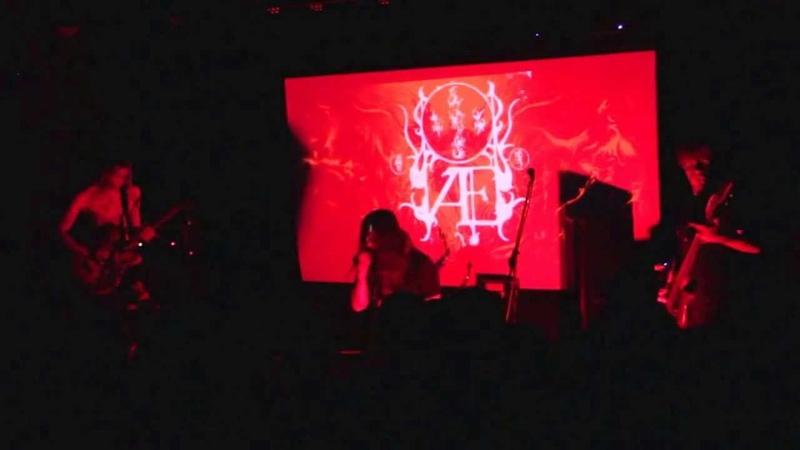 Ævangelist - Live at Saint Vitus / New York City / 01.25.2014