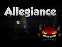 Geometry Dash Allegiance Extreme Demon by nikroplays