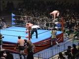 1996.11.29 - Giant Kimala IIJun Izumida vs. Stan HansenTakao Omori FINISH