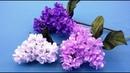 Preview:Privat DIY.Lilac of ribbons/Vista previa:Privat video.Lila de cintas/Анонс: Сирень из лент.