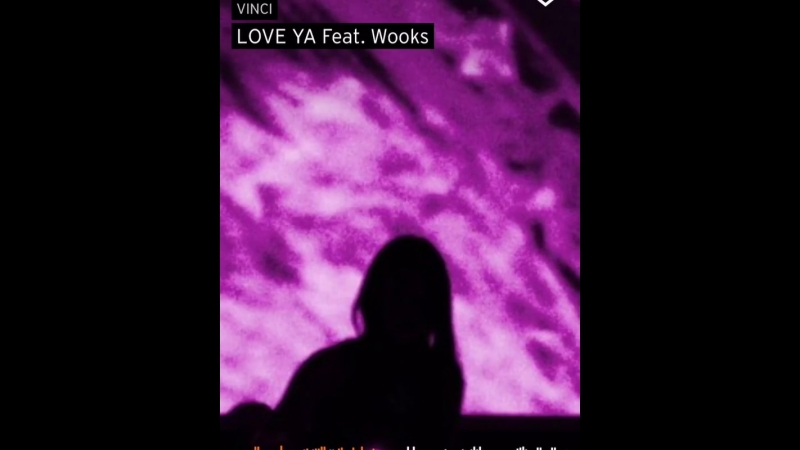 Wooks Vinci - LOVE YA