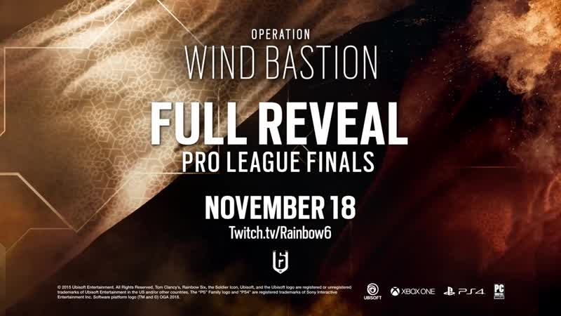 Rainbow Six Siege_ Operation Wind Bastion - Kaid _ Trailer _ Ubisoft [NA]