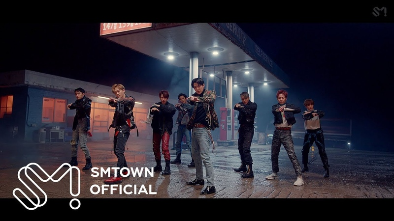 EXO 엑소 '宣告 (Love Shot)' MV