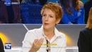 N. Polony explique les origines des problèmes aux GiletsJaunes UE