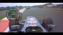 F1 2013 - Webber Onboard Start Korea