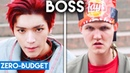 K-POP WITH ZERO BUDGET! (NCT U- BOSS)