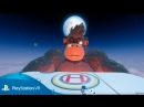 Astro Bot   Анонсирующий трейлер   PSVR