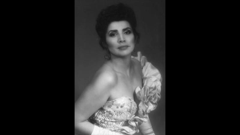 Maria Guleghina - Un ballo in maschera - Morrò, ma prima in grazia (1989)