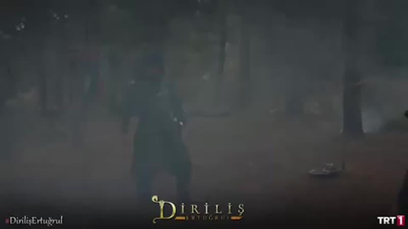 Али в сериале Воскресший Эртугрул в роли Бейболат Бея
