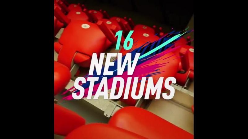 FIFA 19 Новый промо