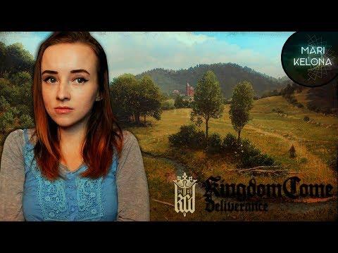 Kingdom Come: Deliverance Возобновляем прохождение спустя год👍 Вторая часть