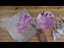 Мастер-класс живописи акрилом и поталью от Хобби Канцтовары