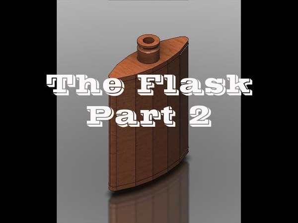 The Whiskey Flask Part 2