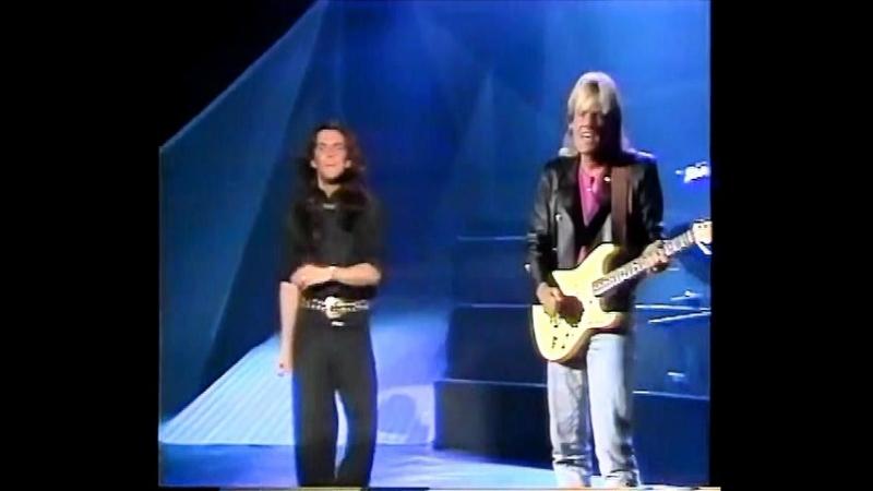 Modern Talking- Jet Airliner /Sabado Noche 13.06.1987/ MTW