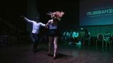Jack&ampJill Invitational - Carlos da Silva &amp Anastasia at Russian Zouk Congress 2018