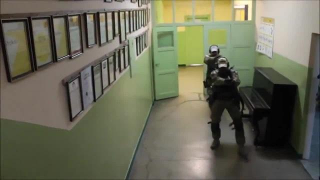 Stun grenades ended!