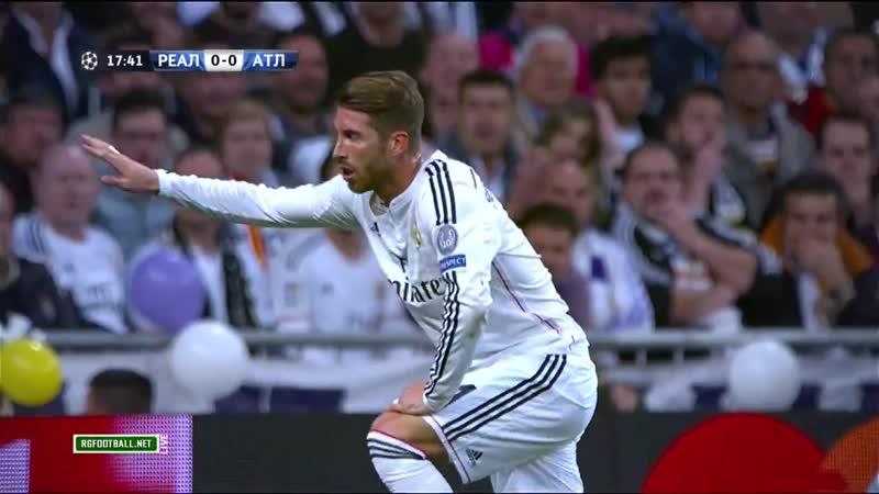 CL-2014-2015 Real Madrid - Atlético Madrid 1a