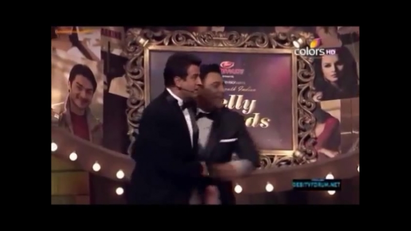 31st May 2012 Indian Telly Awards on Colors Barun Sobti Nominated for Best Television Personality- Male in Iss Pyaar Ko Kya N