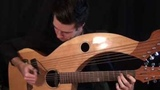 Hotel California (Eagles) - Harp Guitar Cover - Jamie Dupuis