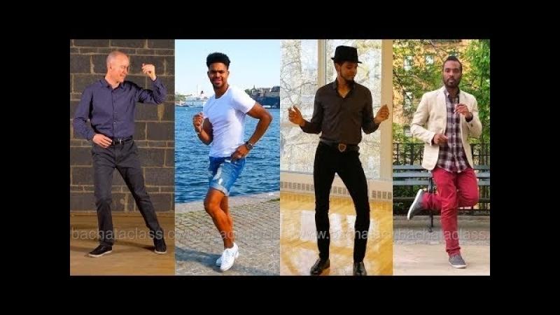 Hombres Bailando Bachata
