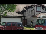 Coventry Hills Fire, 05-28-18