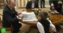 После визита к Путину школьник стал звездой