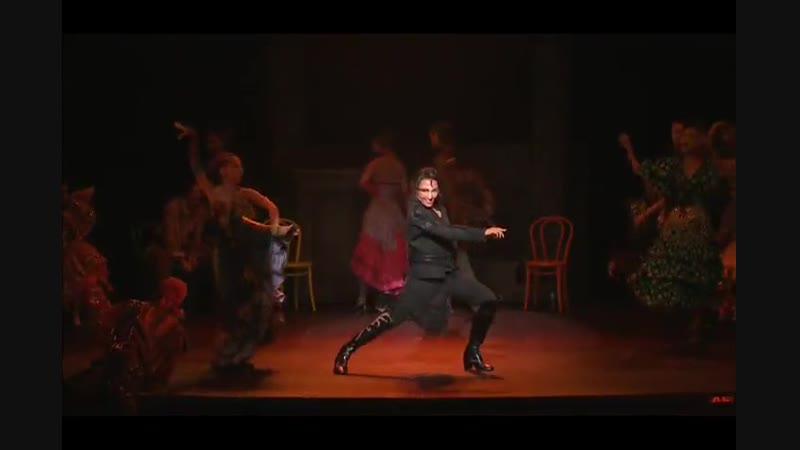 Les Fleurs du Mal, Du Plaisir, Belle Andalouse, Nas-tu pas honte (Don Juan. Takarazuka, 2016)