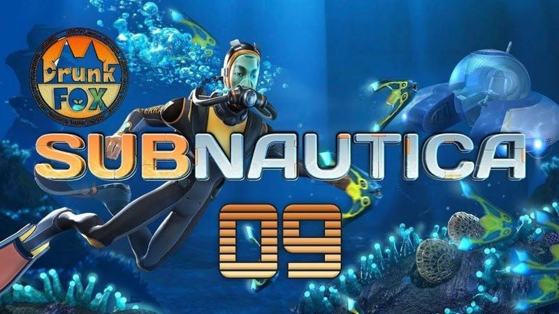 Subnautica ктооооо Кто проживает на дне океана ч 9