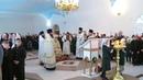 Вторичное освящение храма во имя Святого апостола Иоанна Богослова 14 01 19г Бийское телевидение