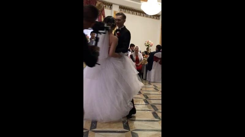Свадебный танец💍 Марат и Гузель