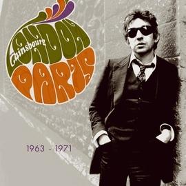 Serge Gainsbourg альбом Gainsbourg London Paris 1963 - 1971