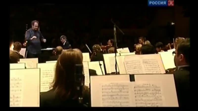 С.Рахманинов, Концерт №4 для фортепиано с оркестром. Заслуженный артист РФ Борис Березовский