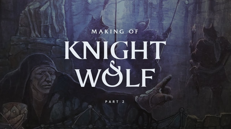 Making Of Knight Wolf — Part 2