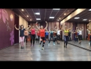Jennifer Lopez El Anillo ZUMBA Dance DanceFit tver