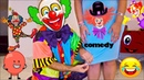 FUNNY COSTUME FOR KIDS COMEDY FUNNY FIKO FOR CHILDREN BALLOON CHALLENGE FROM FIKO OLIMPOS