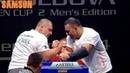 ARMWRESTLING OPEN CATEGORY MOLDOVA OPEN CUP 2018 RIGHT HAND