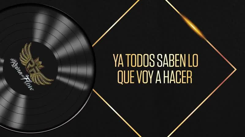 Beligerante - Chris Vega (Big Melao) La reina del Flow 🎶 Canción oficial - Letra Caracol TV