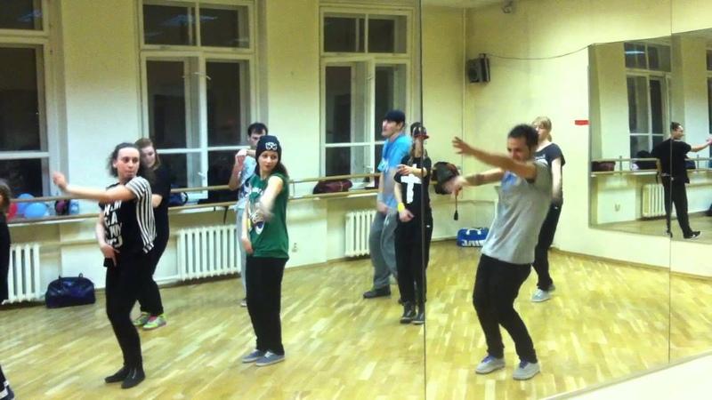 Dima Doberman for STEP2DANCE (hip-hop class 2)