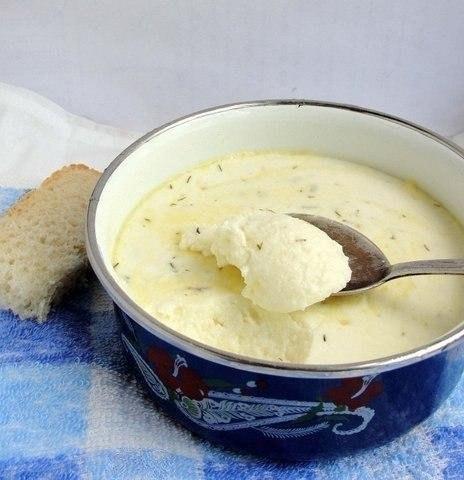 Готовим вкусный плавленный сыр дома